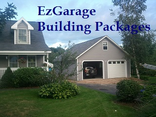 EzGarage Building Packages