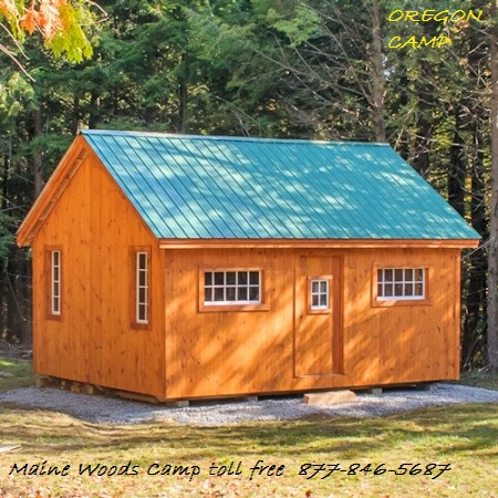 Maine Woods Camps