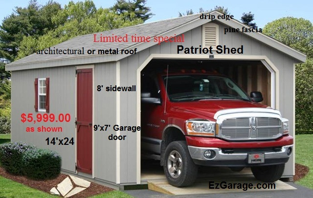 PatriotShed