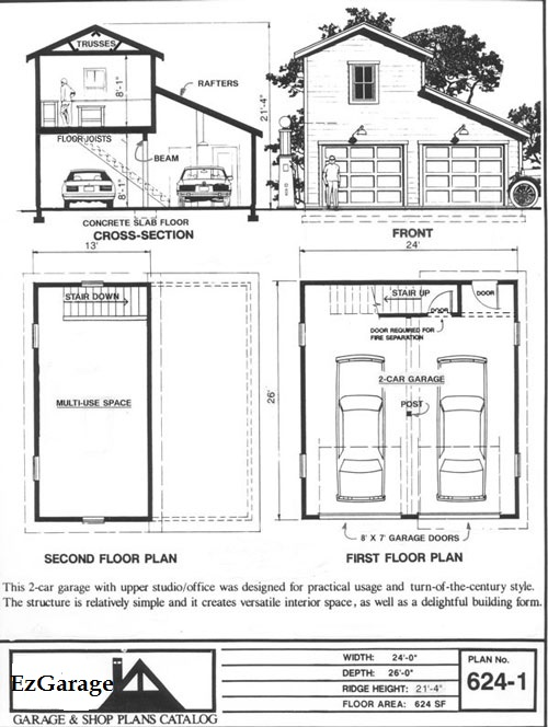 4 Bedroom Ranch House Plans additionally 221091 likewise 24x40 3C3D 3 Car Garage Plans likewise Dimensions Of A 3 Car Garage in addition Small Cabin Blueprints. on carport building plans