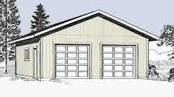 Ezgarage building affordable dreams shipping from our for 28x28 garage plans